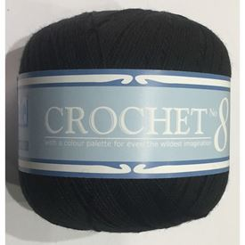 Picture of Crochet No.8 - 17 Black