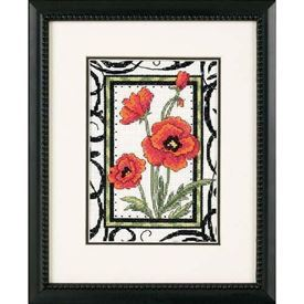 Picture of Blooming Poppies