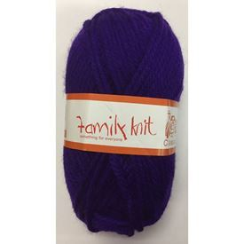Picture of Family Knit Classic Chunky - 60 Regal
