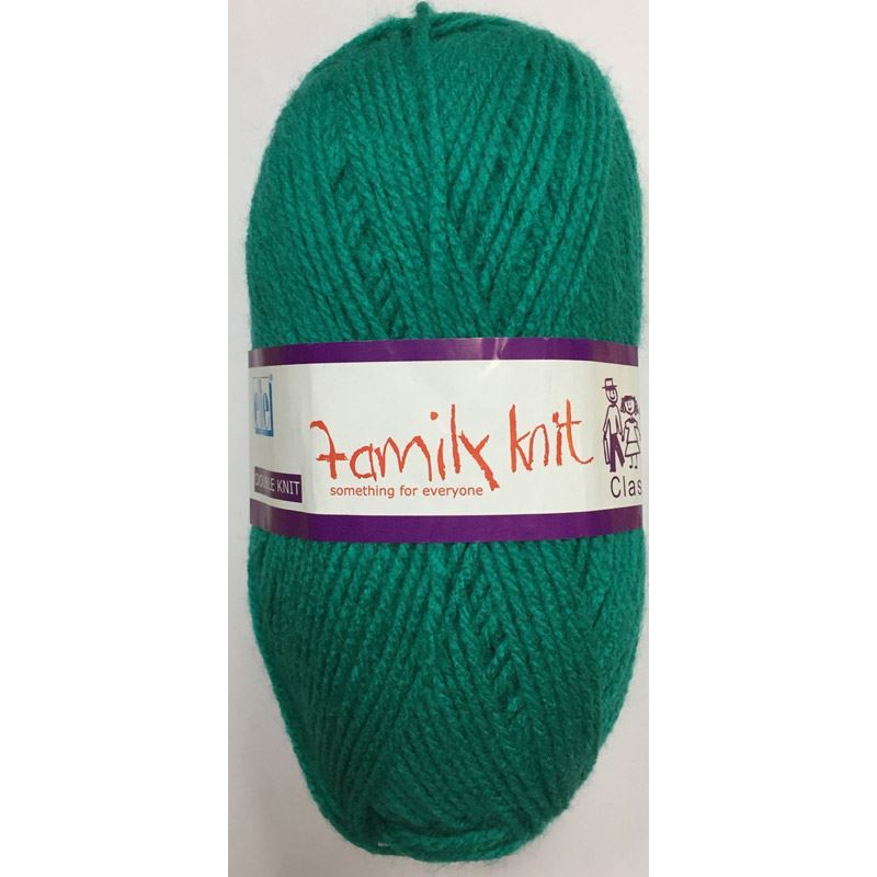 Family Knit Classic Double Knit - 07 Jade | Aladdin's Cave