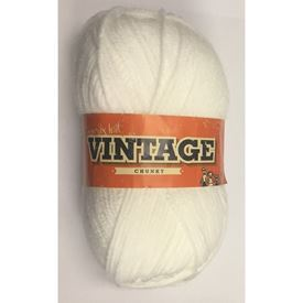 Picture of Family Knit Vintage Chunky - 01 Chalk