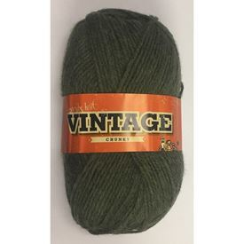 Picture of Family Knit Vintage Chunky - 224 Cedar Green