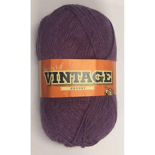 Picture of Family Knit Vintage Chunky - 260 Violet Quartz
