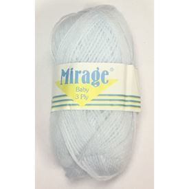 Picture of Mirage 3Ply Baby - 03 Sky