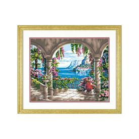 Picture of Floral Patio