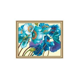 Picture of Blue Poppies