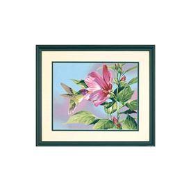 Picture of Hibiscus Hummingbird