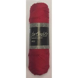 Picture of Premier Natural Cotton 4Ply - 09 Lipstick