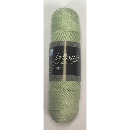 Picture of Premier Natural Cotton 4Ply - 28 Moss