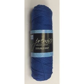 Picture of Premier Natural Cotton Double Knit - 08 Blue