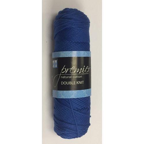 Picture of Premier Natural Cotton Double Knit - 08 Blue