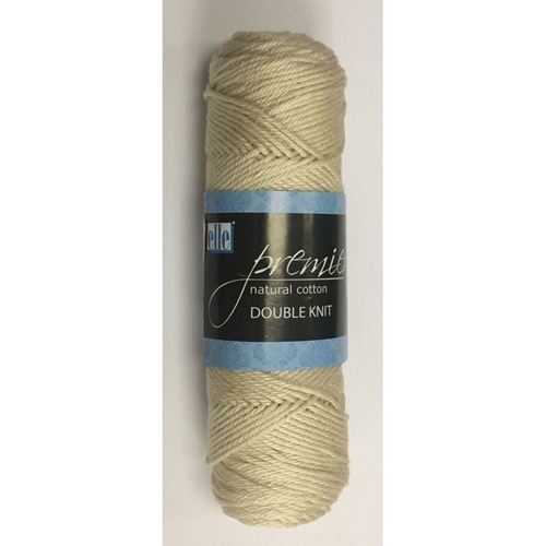 Picture of Premier Natural Cotton Double Knit  - 14 Ivory