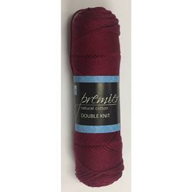 Picture of Premier Natural Cotton Double Knit - 18 Burgandy