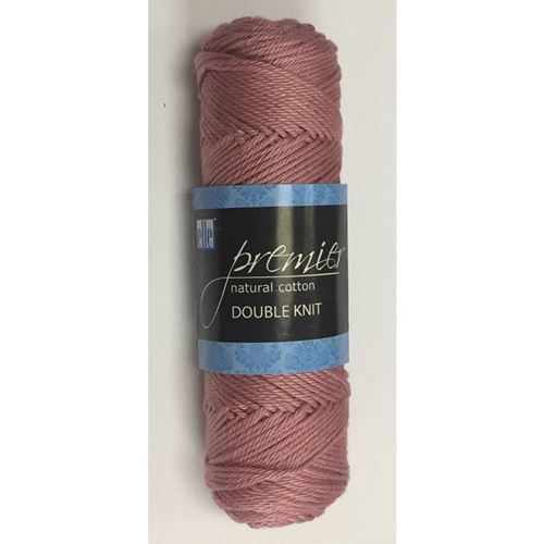 Picture of Premier Natural Cotton Double Knit - 53 Rose