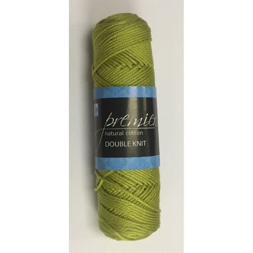 Picture of Premier Natural Cotton Double Knit - 61 Leaf