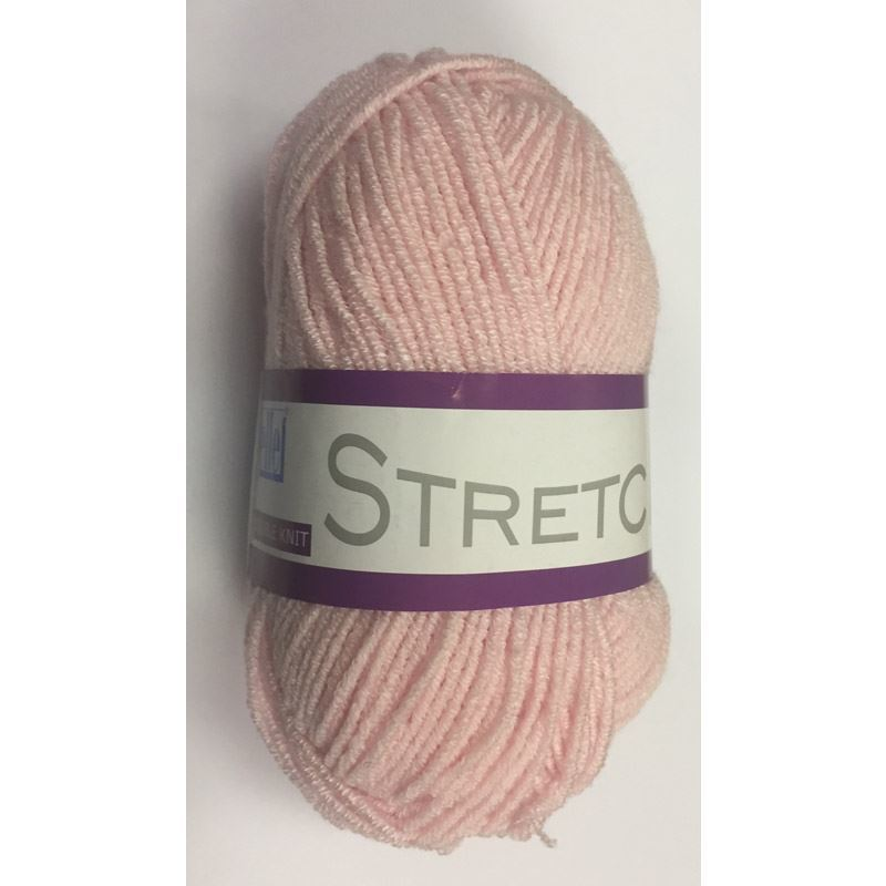Stretch Double Knit - 04 Pink | Aladdin's Cave