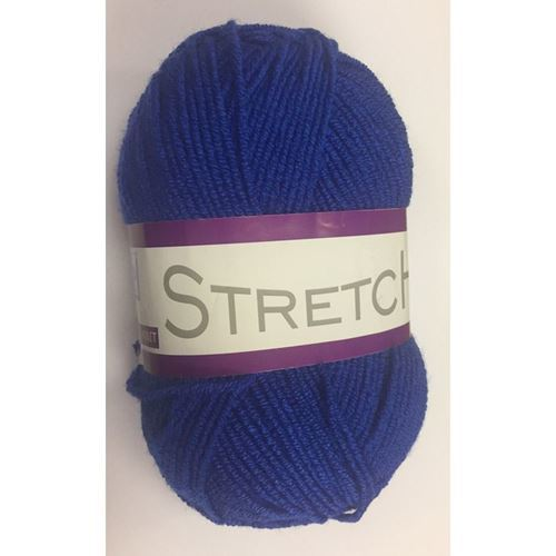 Picture of Stretch Double Knit - 08 Royal