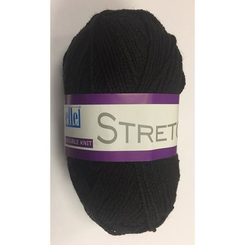 Picture of Stretch Double Knit - 17 Black