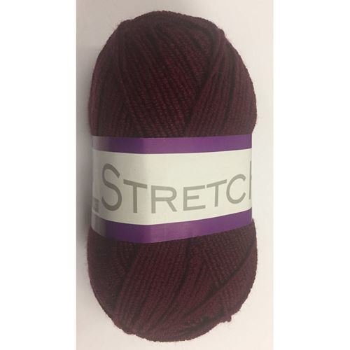 Picture of Stretch Double Knit - 18 Maroon