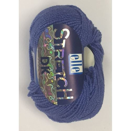 Picture of Stretch Double Knit - 58 Medium Blue
