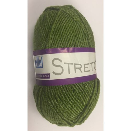 Picture of Stretch Double Knit - 61 Green