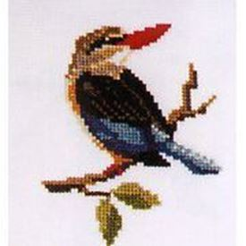 Picture of Brown Hooded Kingfisher