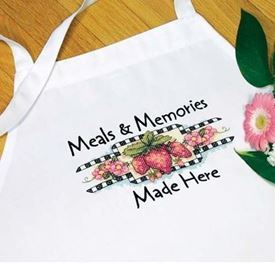 Picture of Meals and Memories Apron