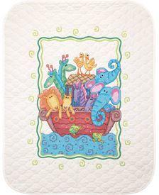 Picture of Noah's Ark Quilt