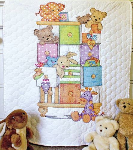 Picture of Baby Drawers Quilt