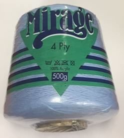 Picture of Mirage 4Ply Cone - 03 Sky
