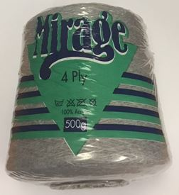 Picture of Mirage 4Ply Cone - 11 Grey