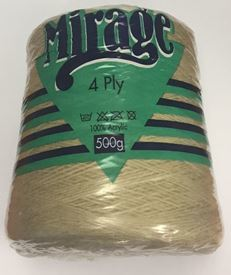 Picture of Mirage 4Ply Cone - 25 Beige