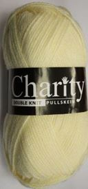 Picture of Elle Charity Double Knit – 14 Ecru