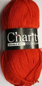 Picture of Elle Charity Double Knit – 136 Red