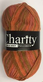 Picture of Elle Charity DK Print – 220 Orange Wood