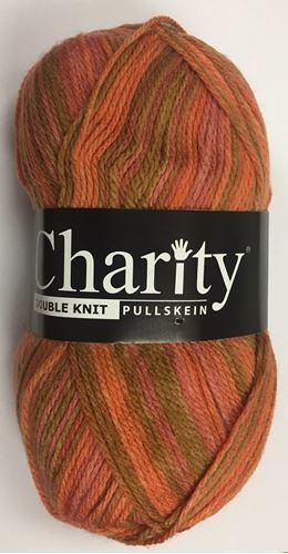 Picture of Elle Charity DK Print – 220 Orange Wood