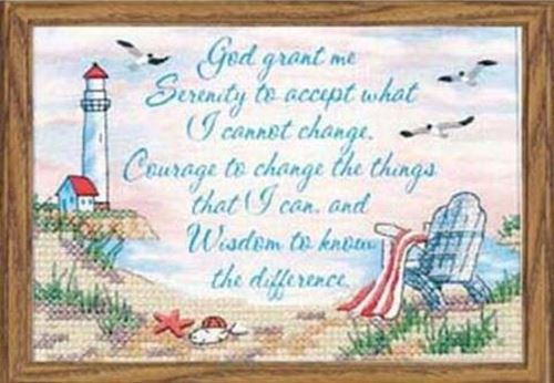 Picture of Serenity Prayer