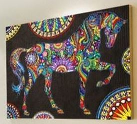 Picture of Sparkly Horse
