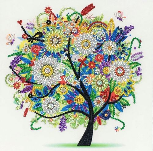 Picture of Sparkly Summer Tree