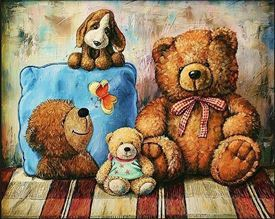 Picture of Care Bears