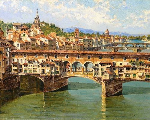 Picture of Ponte-Vecchio