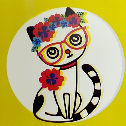 Picture of Shiny Flower Kitty