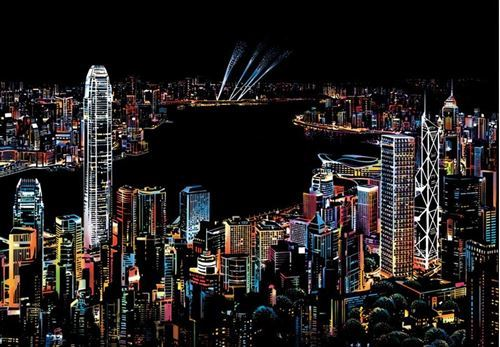 Picture of Hong Kong - Victoria Harbour