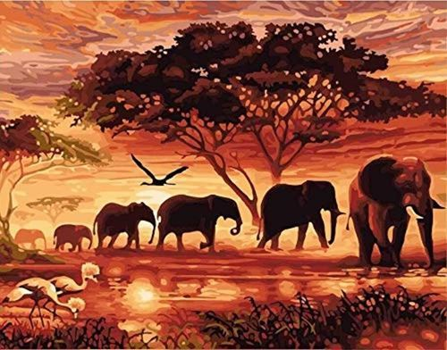 Picture of Elephant Pride
