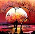 Picture of Sunset Lovers