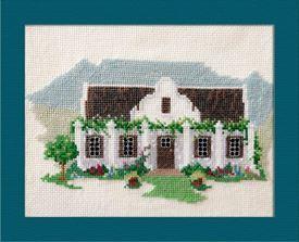 Picture of Cape Dutch Home