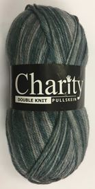 Picture of Elle Charity DK Print – 225 Gunmental Grey