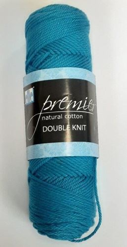 Picture of Premier Natural Cotton Double Knit - 59 Turquoise