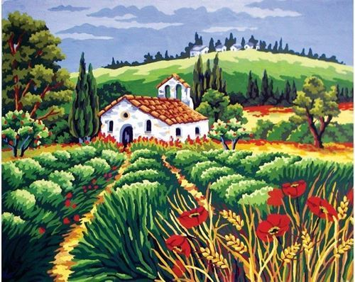Picture of Beautiful Farmhouse