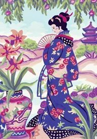 Picture of Chinese Lady